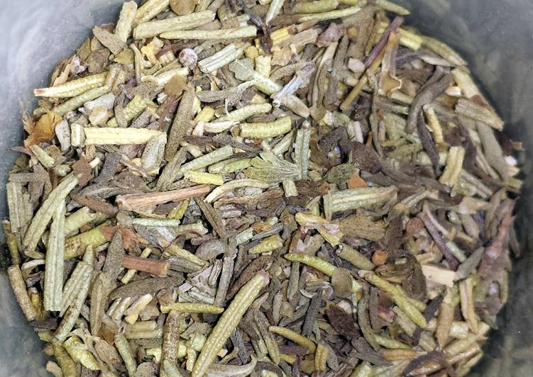 Recipe of Any-night-of-the-week D.I.Y Spice Blends (No°3)