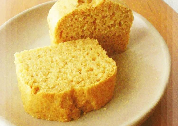Going Green for Good Health By Consuming Superfoods Fluffy Tofu and Kinako Roasted Soy Flour Cake