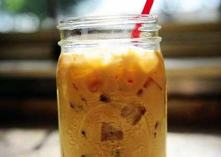 Steps to Make Perfect Perfect Iced coffee