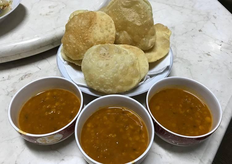 vegan-choleh-and-puri