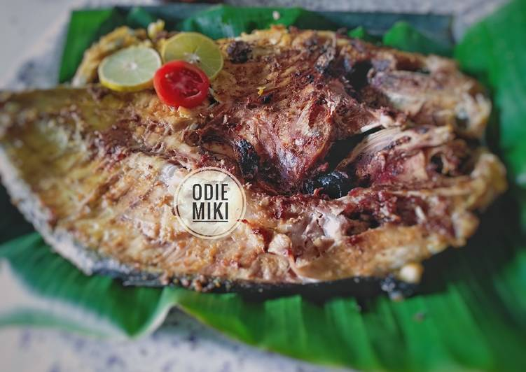 Ikan Laut Bakar