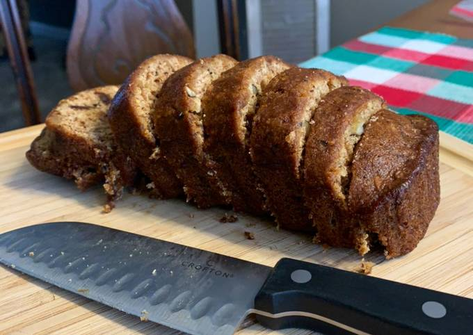 Easiest Way to Prepare Appetizing Date and Nut Bread