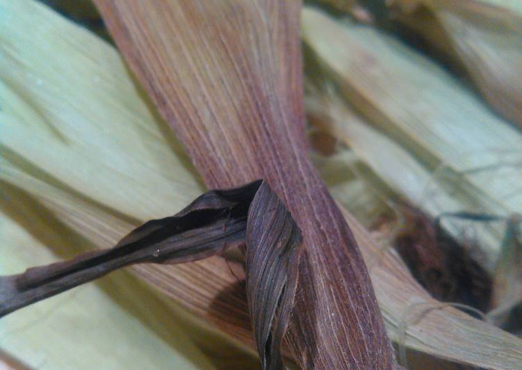 Corn on the cob, no boil