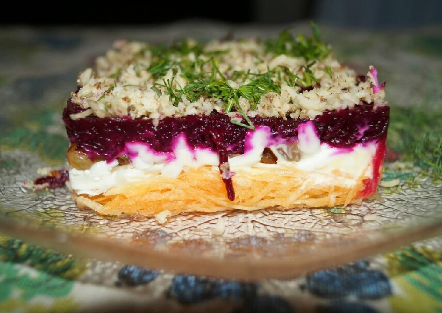 изюминка салат рецепт с фото комбинезон