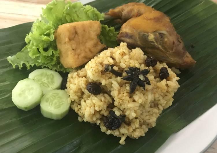 Kabuli Rice (Nasi Kebuli)