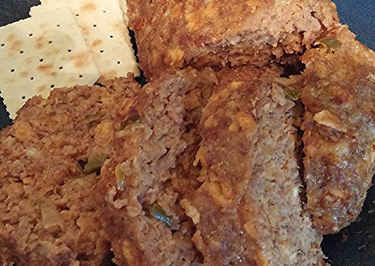 Recipe: Delicious Meatloaf
