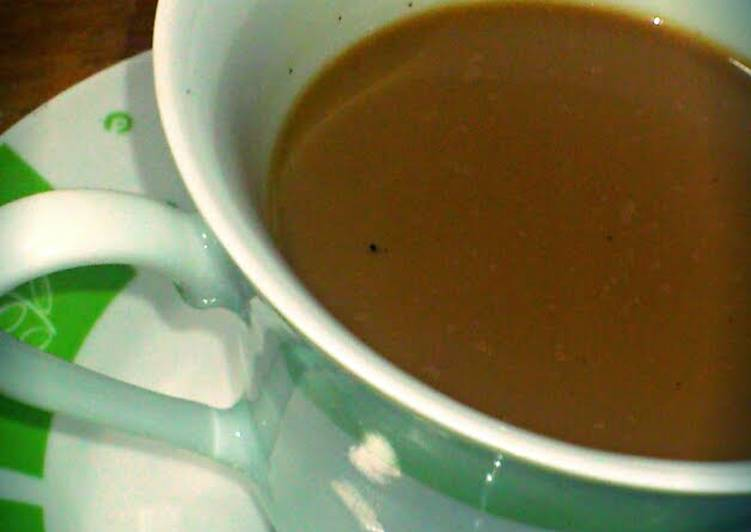 Recipe of Any-night-of-the-week mochaccino with jamaica rum