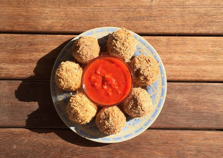 Your Health Can Be Impacted By The Foods You Choose To Eat Baked Arancini