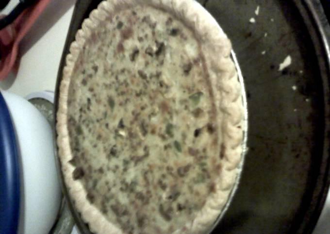 philly steak pie