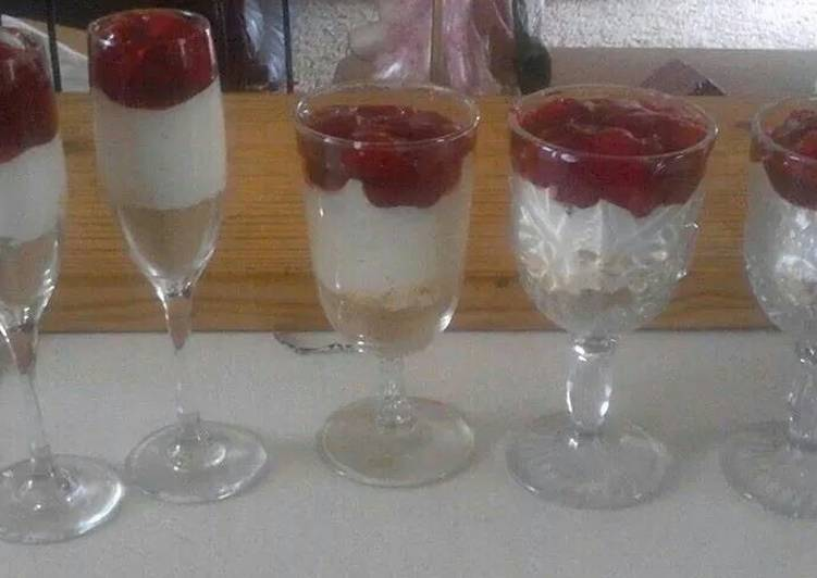 Recipe of Quick No bake cheese cake