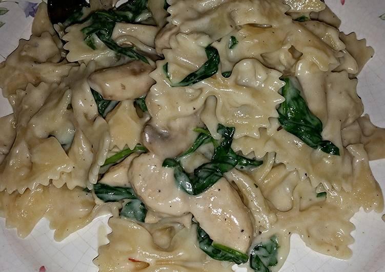 Simple Way to Prepare Super Quick Homemade Chicken florentine