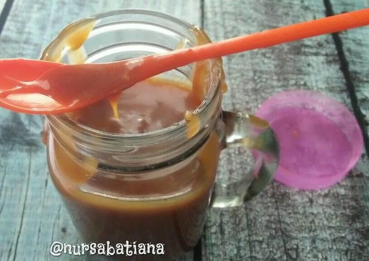 Butterscoth Sauce (Saus Karamel)