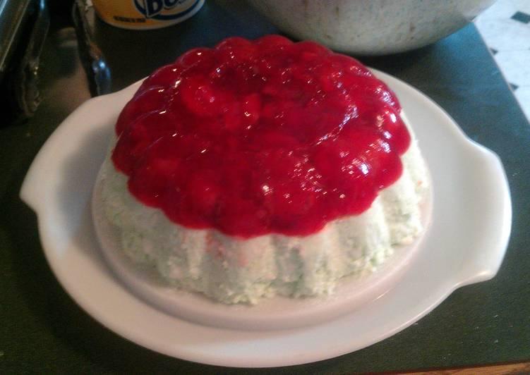 Tinklee's Raspberry/Lime Jello