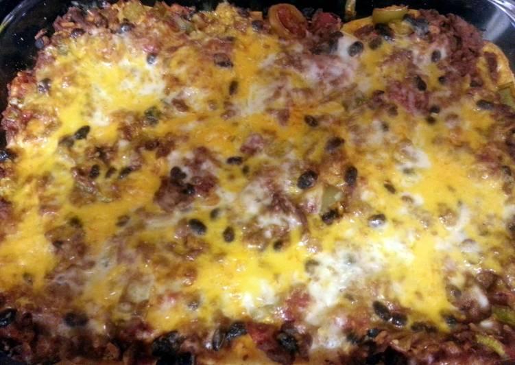Recipe of Homemade Taco casserole