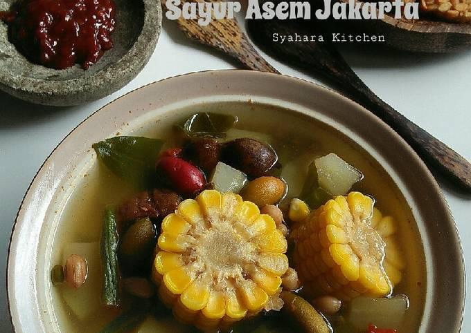 Sayur Asem Jakarta