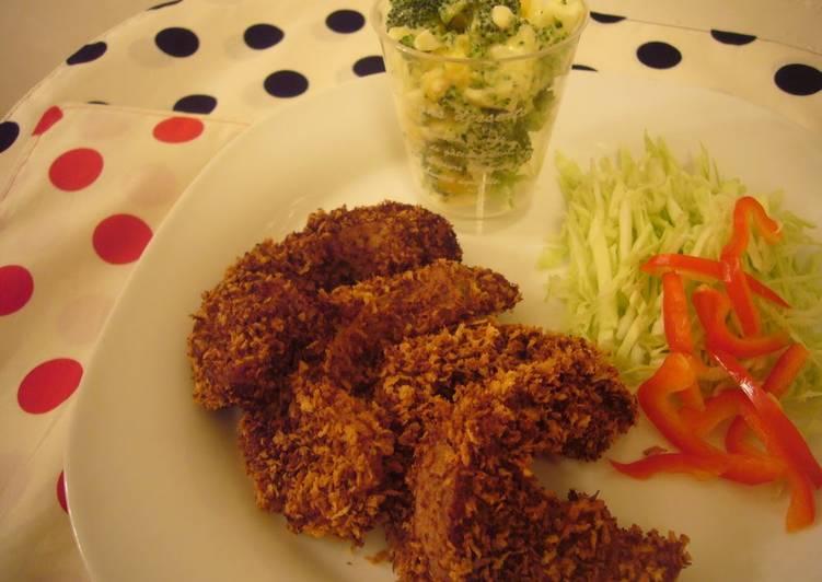 Top 10 Dinner Ideas Ultimate Macrobiotic Non-Fried Kurumabu Cutlet