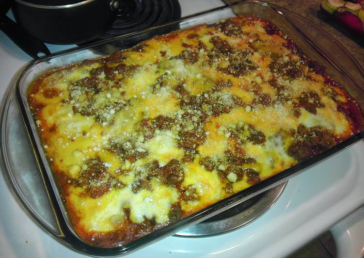 KickAss Lasagna