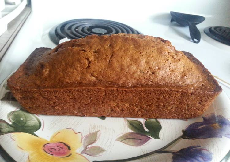 Recipe of Any-night-of-the-week Summer Zuchini Bread