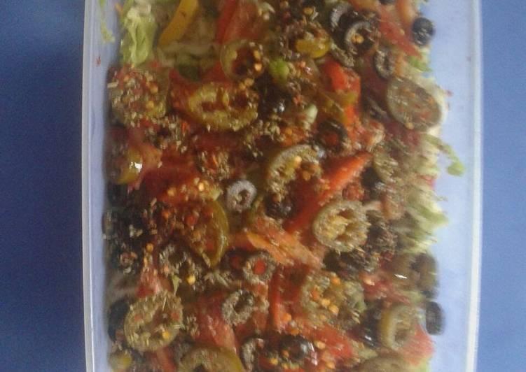 FiFi's Smokin Hot Salad