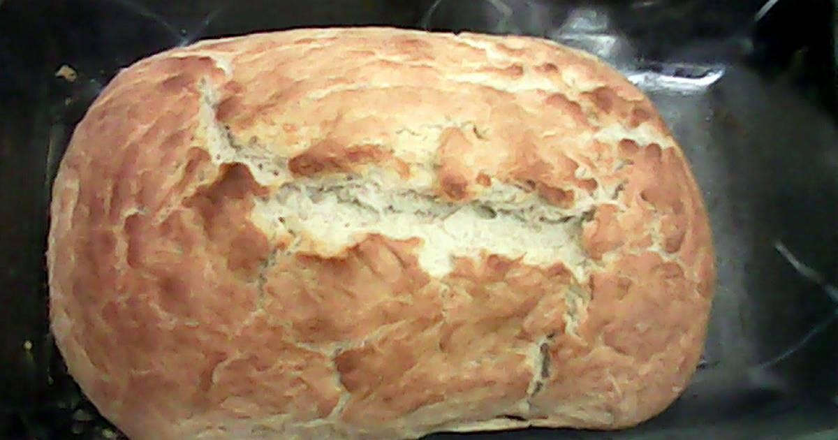 White Homemade Bread