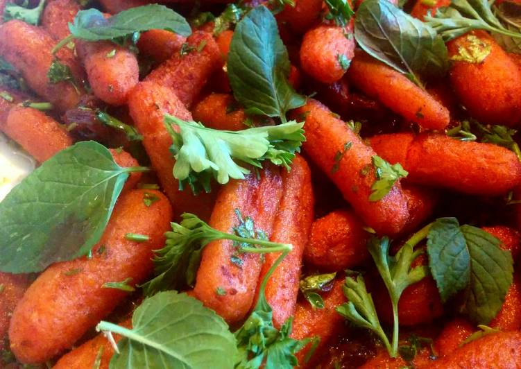 Carrot, Raisin, and Herb Salad, Heart Friendly Foods You Should Eat