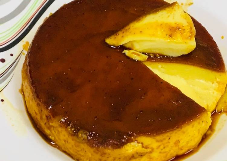 Foods That Make You Happy Egg custard pudding #Ramzan special
