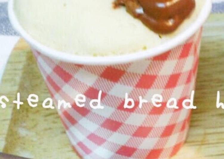 How to Improve Your Mood with Food Microwave Steamed Bread with Pancake Mix