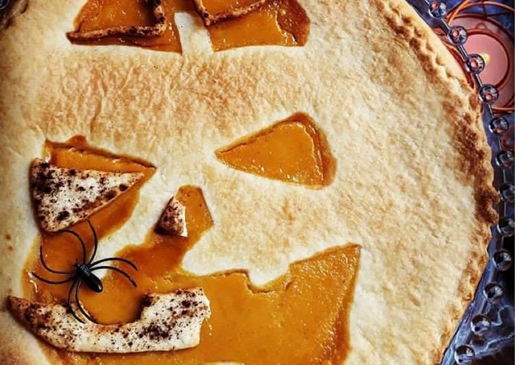 La Délicieuse Recette du ☆Pumpkin Pie☆