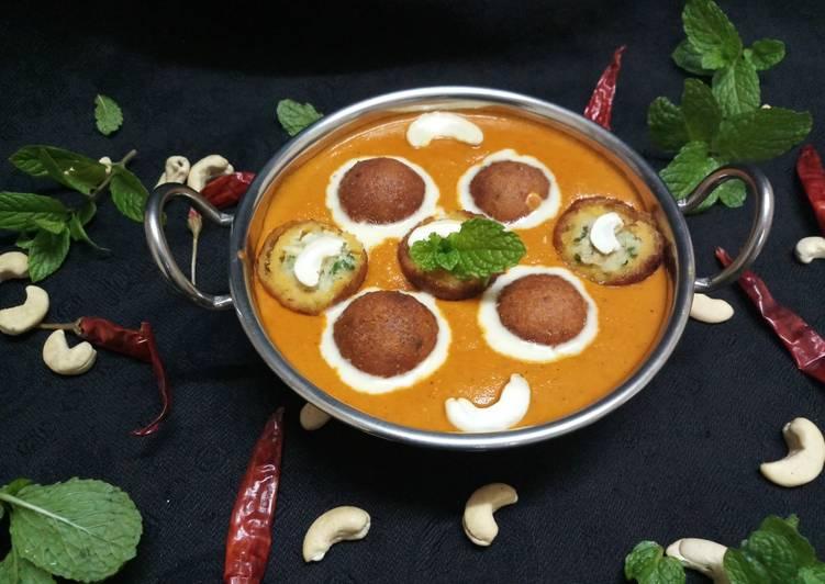 Shahi Navratna Kofta Curry Finding Healthy Fast Food