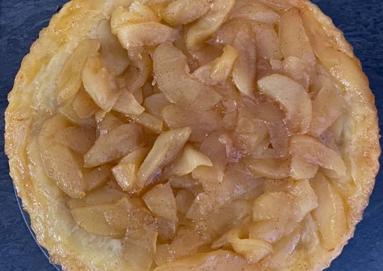 Comment Cuisiner Tarte tatin aux pommes 🍏