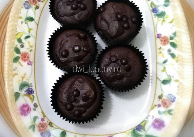 Muffin Coklat No DCC