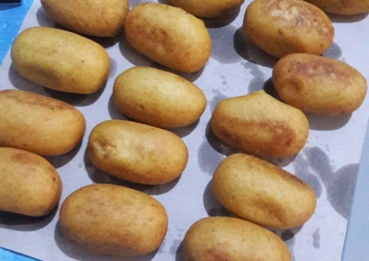 Kroket kentang empuk