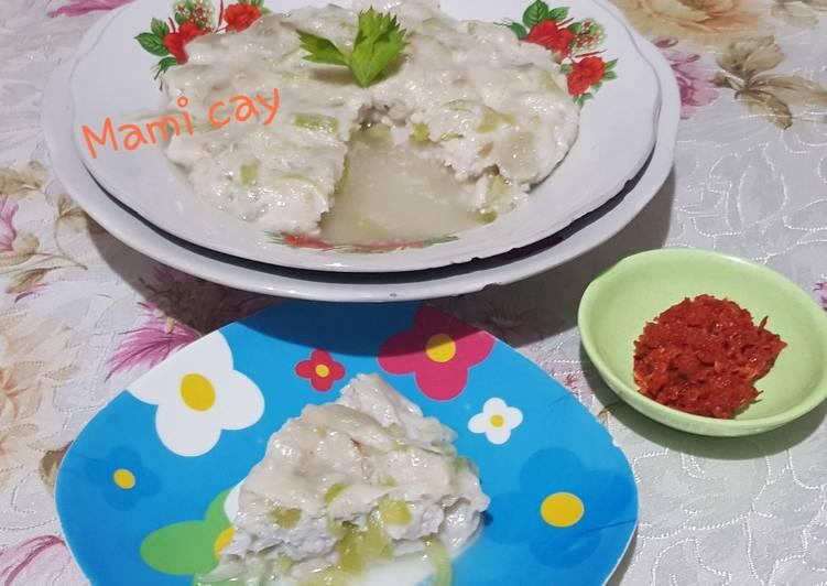 Sate Ikan Kukus Palembang