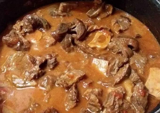 Normal stewed Beef