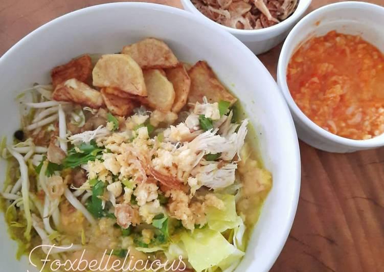 Resep Soto Ayam Yang Nikmat