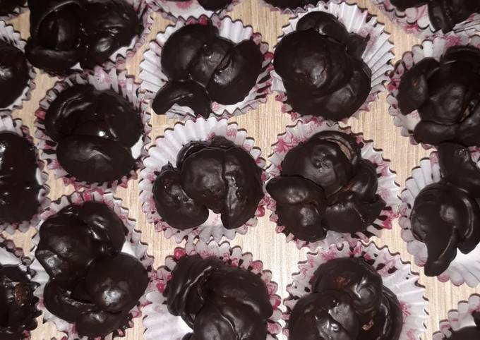 Choco Coco Crunch (Kue Lebaran Tersimple)