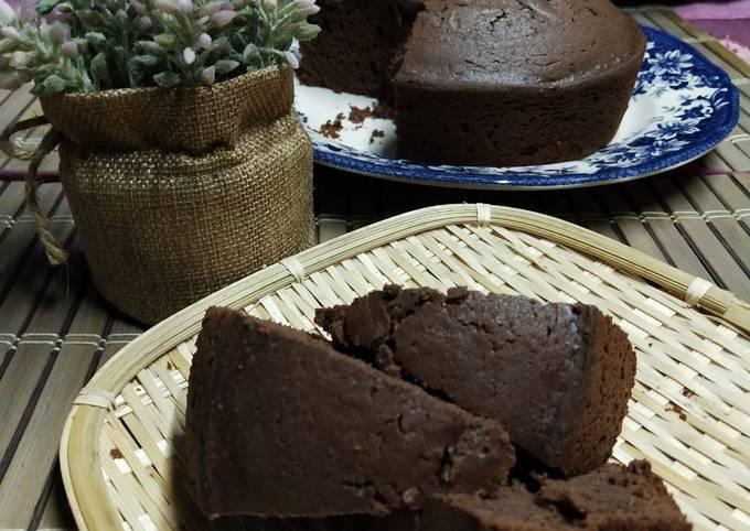 Kek coklat kasih sayang