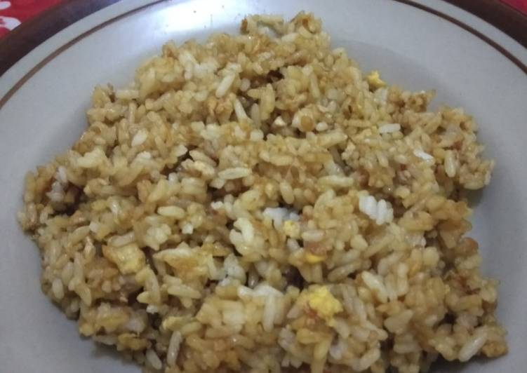 Resep Nasi goreng simpel Paling dicari