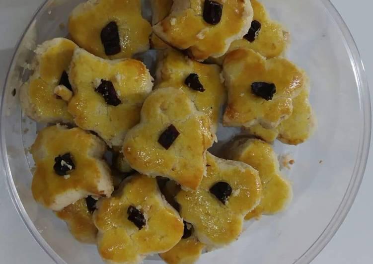 Kue kacang jadul Empuk