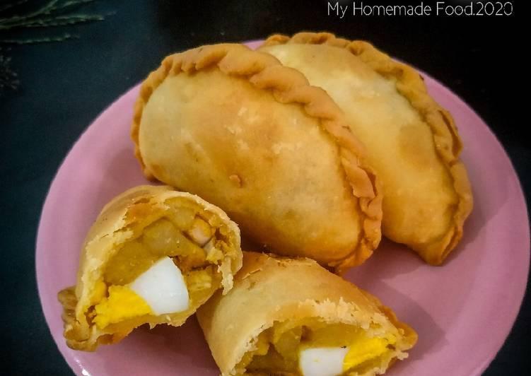 Curry Puff / Karipap