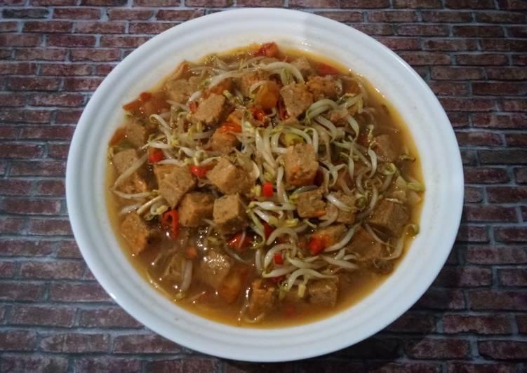 Gecom masakan khas Banten