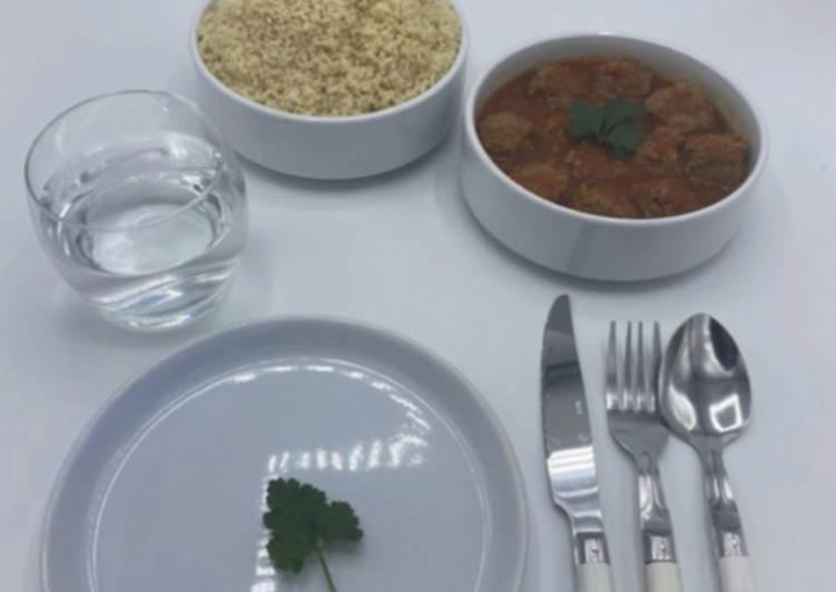 How to Prepare Homemade Boulettes de Kefta à la Tomate