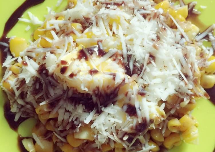 Resep Corn Chesee milk chocolate by kreaskummisafa yang Menggugah Selera