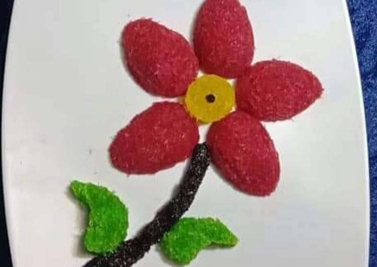 Recipe of Homemade Coconut flower