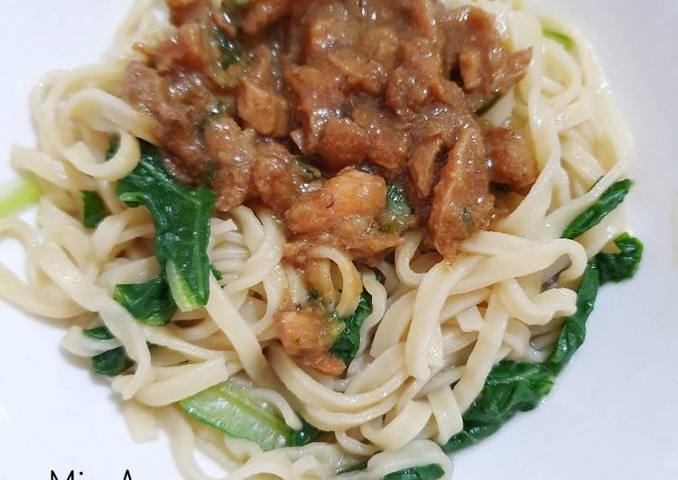 Mie Ayam (mudah dan enak)