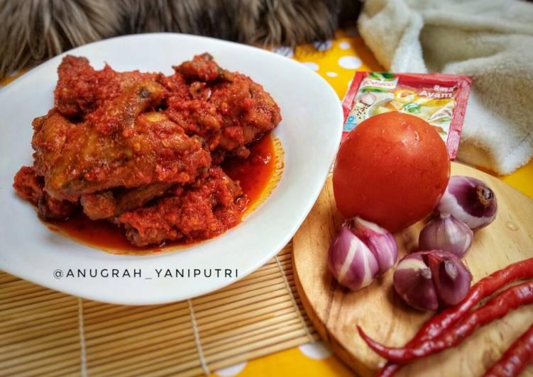Ayam balado royco