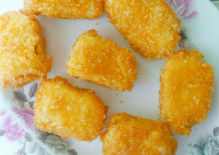 Resep Fried Tofu In Breadcrumbs Oleh Gracia May Cookpad