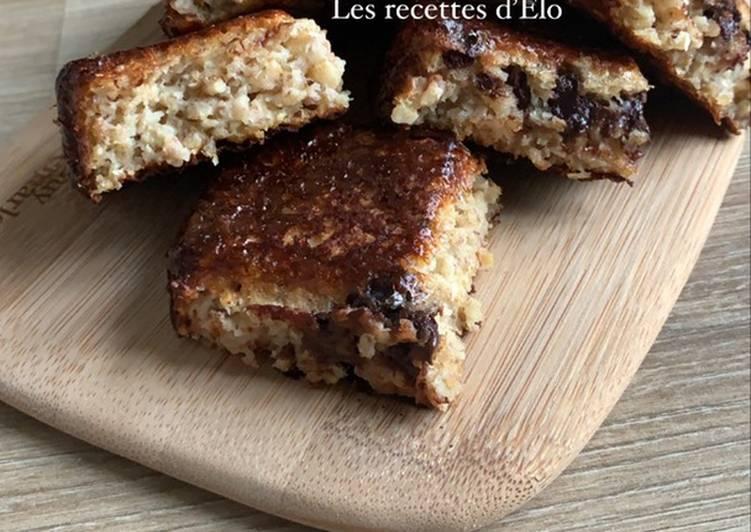 Recette Délicieux Gâteau chocolat banane