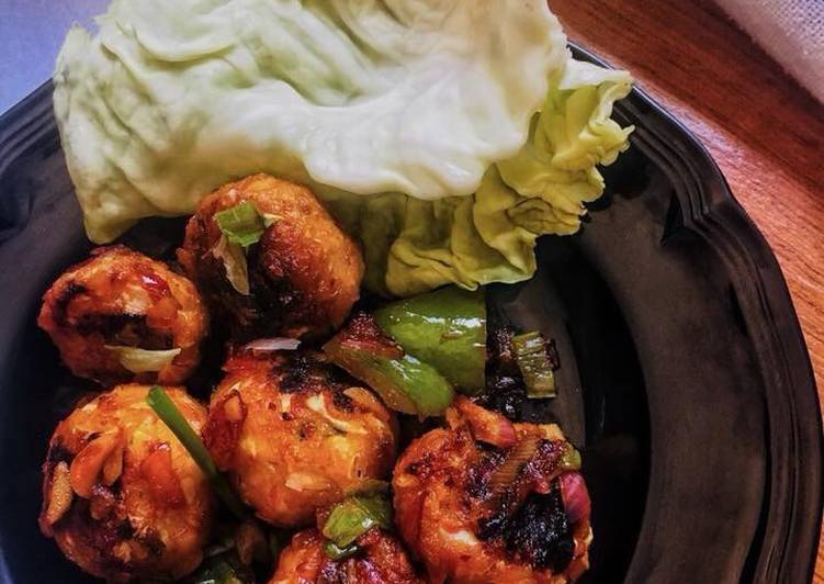 Step-by-Step Guide to Make The Best Tawa Szechuan Cabbage Balls