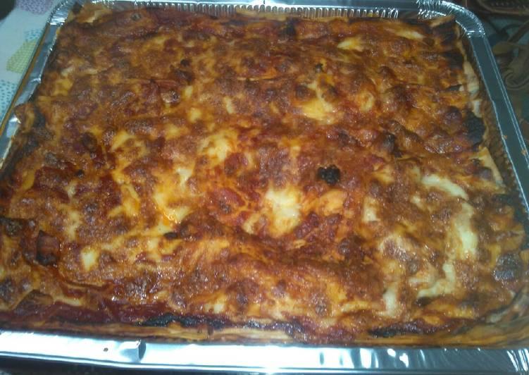 Recipe: Tasty Lasagne della domenica 😋😋